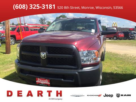 2017 RAM Ram Pickup 2500 for sale in Monroe, WI