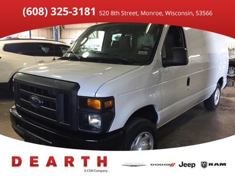2012 Ford E-Series Cargo for sale in Monroe, WI