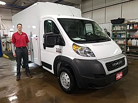 2019 RAM ProMaster Cutaway Chassis for sale in Monroe, WI