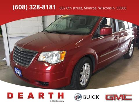 2010 Chrysler Town and Country for sale in Monroe, WI
