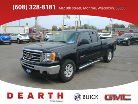 2013 GMC Sierra 1500 for sale in Monroe WI