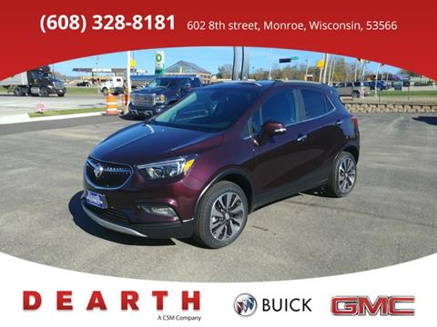 2018 Buick Encore for sale in Monroe, WI