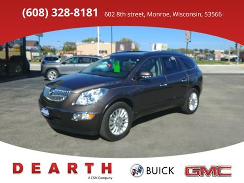 2010 Buick Enclave for sale in Monroe WI