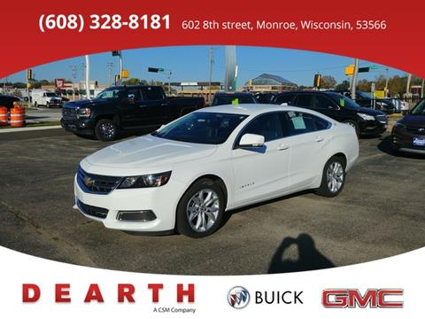 2017 Chevrolet Impala for sale in Monroe WI