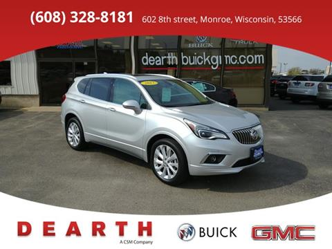 2017 Buick Envision for sale in Monroe, WI