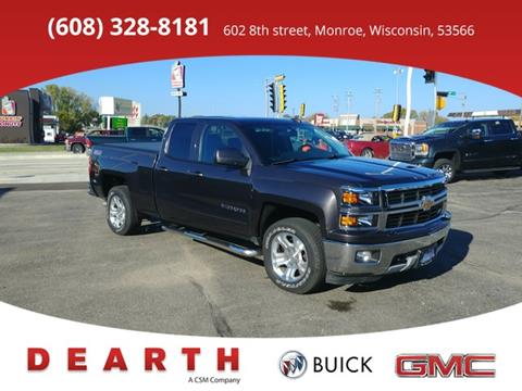 2015 Chevrolet Silverado 1500 for sale in Monroe WI
