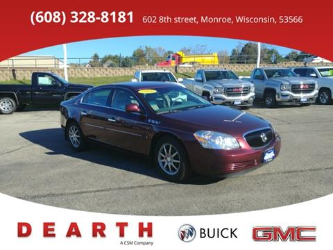 2006 Buick Lucerne for sale in Monroe WI