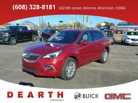 2018 Buick Envision for sale in Monroe, WI