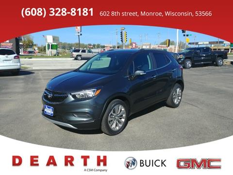 2018 Buick Encore for sale in Monroe WI