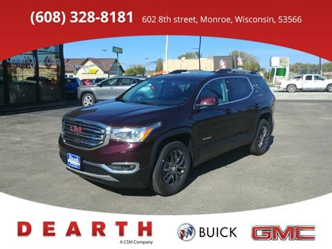 2018 GMC Acadia for sale in Monroe, WI