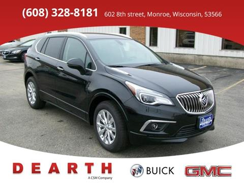 2017 Buick Envision for sale in Monroe WI