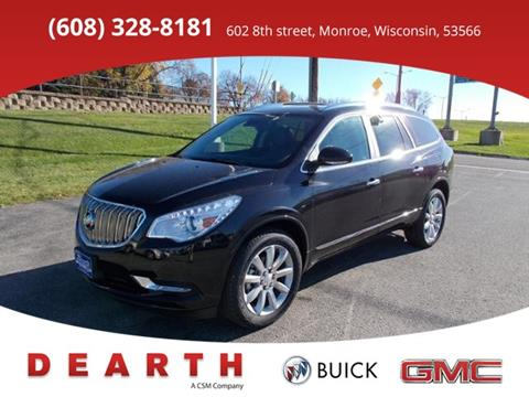 2017 Buick Enclave for sale in Monroe, WI