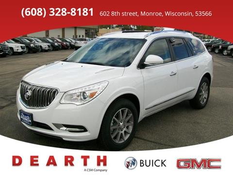 2017 Buick Enclave for sale in Monroe WI