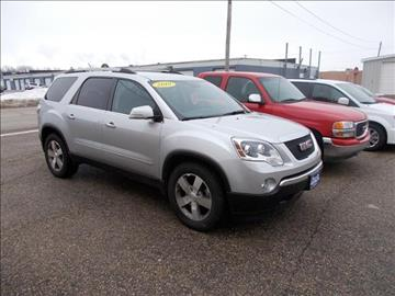 2010 GMC Acadia for sale in Monroe, WI