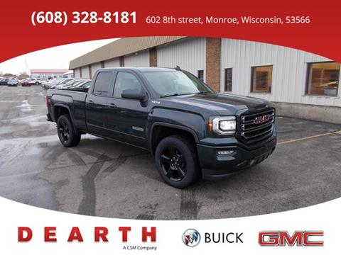 2017 GMC Sierra 1500 for sale in Monroe, WI