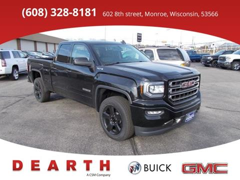 2017 GMC Sierra 1500 for sale in Monroe WI