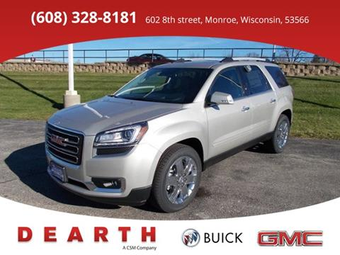 2017 GMC Acadia Limited for sale in Monroe WI