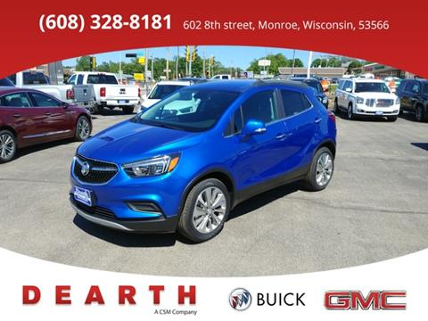 2017 Buick Encore for sale in Monroe WI