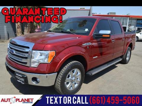 2014 Ford F-150 for sale in Bakersfield, CA
