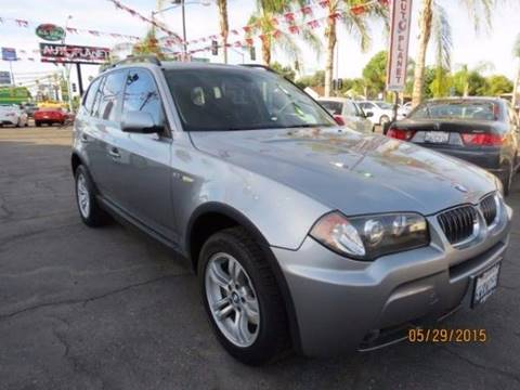 2006 BMW X3 for sale in Bakersfield, CA