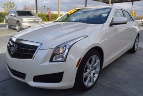 2013 Cadillac ATS for sale in Bakersfield, CA