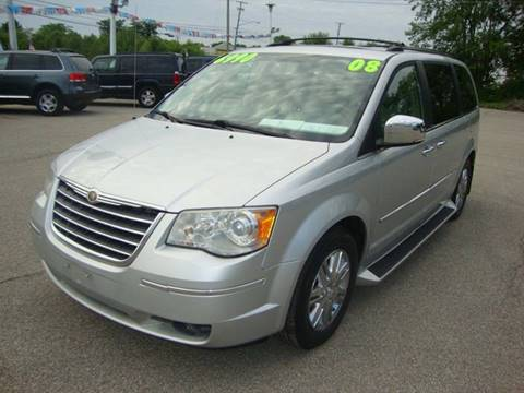 2008 Chrysler Town and Country for sale in Plain City, OH