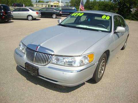 2000 Lincoln Town Car for sale in Plain City, OH