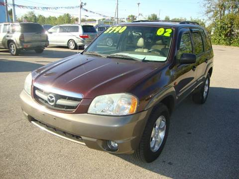 2002 Mazda Tribute for sale in Plain City, OH