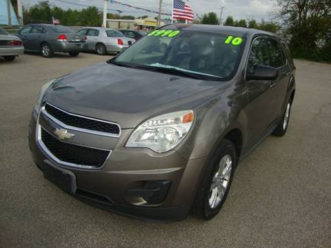 2010 Chevrolet Equinox for sale in Plain City, OH
