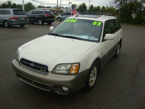 2003 Subaru Outback for sale in Plain City, OH