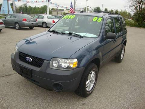2005 Ford Escape for sale in Plain City, OH