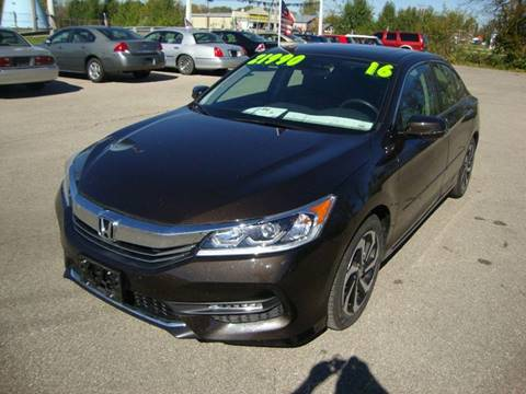 2016 Honda Accord for sale in Plain City, OH