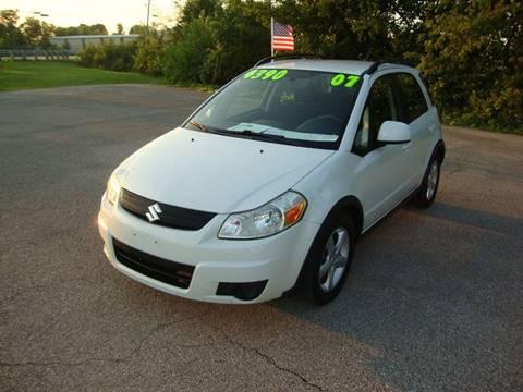 2007 Suzuki SX4 Crossover for sale in Plain City, OH