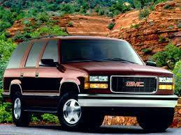 1999 GMC Yukon for sale in Plain City, OH