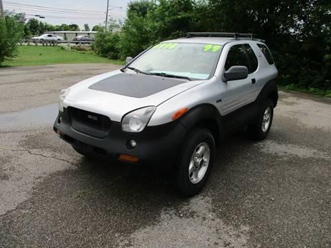 1999 Isuzu VehiCROSS for sale in Plain City, OH
