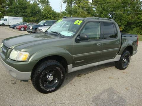 2002 Ford Explorer Sport Trac for sale in Plain City, OH