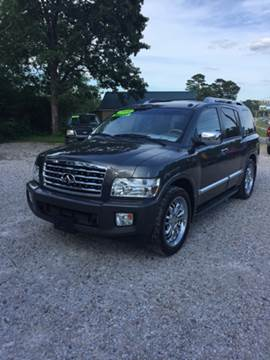 2009 Infiniti QX56 for sale in Hot Springs, AR