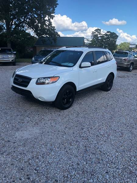 2007 Hyundai Santa Fe For Sale At Ju0026J Motors In Hot Springs AR