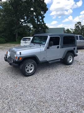 2006 Jeep Wrangler for sale in Hot Springs, AR