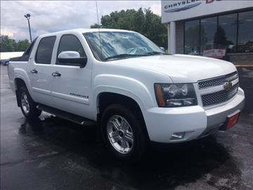 2008 Chevrolet Avalanche for sale in Reedsburg, WI