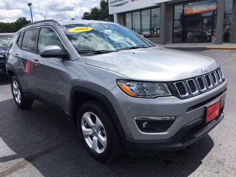 2018 Jeep Compass for sale in Reedsburg WI