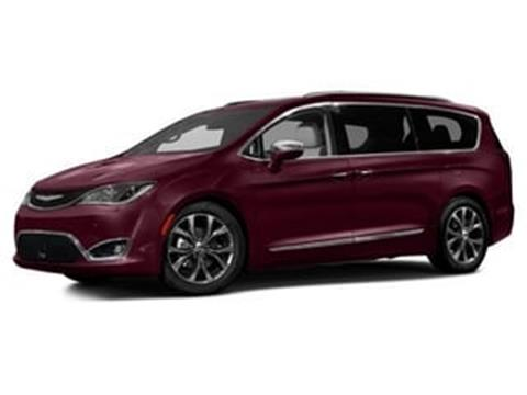 2017 Chrysler Pacifica for sale in Reedsburg WI