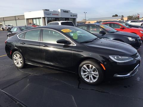 2015 Chrysler 200 for sale in Reedsburg, WI