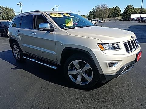 2015 Jeep Grand Cherokee for sale in Reedsburg, WI