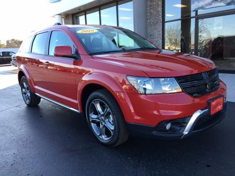 2018 Dodge Journey for sale in Reedsburg WI