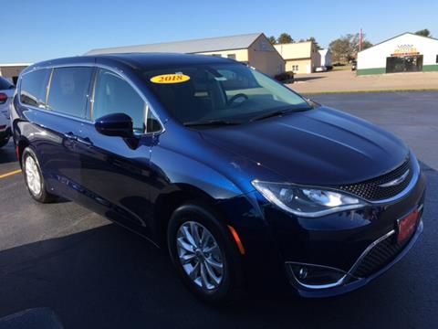 2018 Chrysler Pacifica for sale in Reedsburg, WI