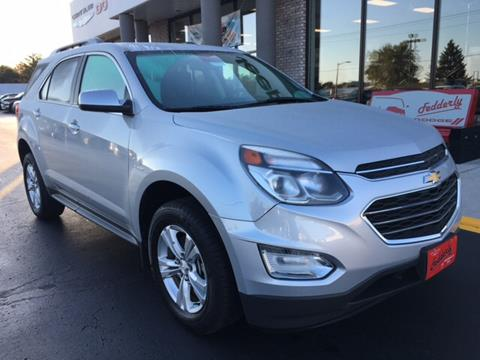 2016 Chevrolet Equinox for sale in Reedsburg WI