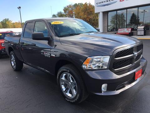 2018 RAM Ram Pickup 1500 for sale in Reedsburg, WI