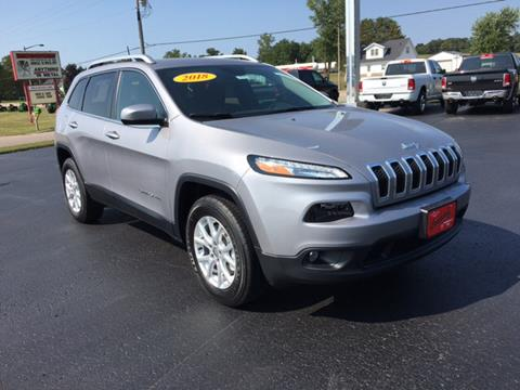 2018 Jeep Cherokee for sale in Reedsburg, WI