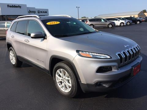 2017 Jeep Cherokee for sale in Reedsburg, WI